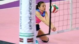 Volley: A1 Femminile, una fuoriclasse a Filottrano: Paola Cardullo