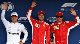 F1, Vettel show: che pole position nel Gp di Germania!
