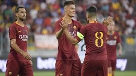 Roma: 27 i convocati per la International Champions Cup
