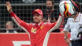F1 Germania, Vettel: «Ho visto che potevo fare qualche cosa di speciale»