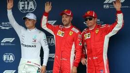 F1, diretta Gp Germania ore 15.10: dove vederlo in tv