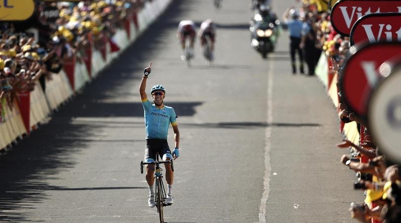 Tour de France, 14ª tappa: Fraile vince a Mende