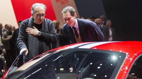 Si aggravano le condizioni di Marchionne: Elkann presidente della Ferrari e Manley nuovo ceo di Fca