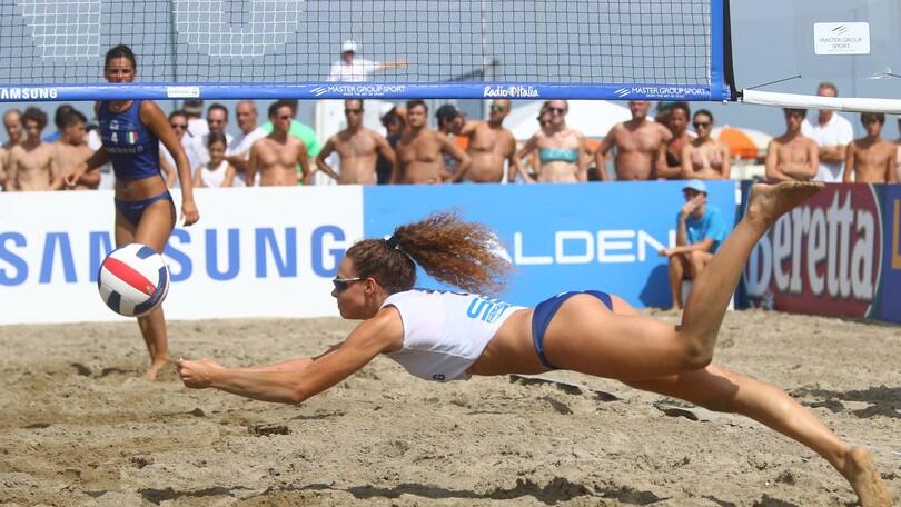 Sand Volley: a Riccione decise le squadre semifinaliste
