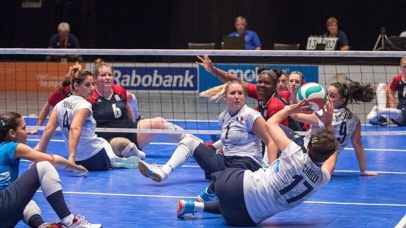 Sitting Volley: l'Italia chiude il Mondiale al quarto posto