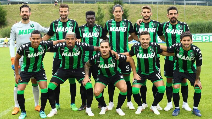 Serie A Sassuolo, Real Vicenza sconfitto 11-0