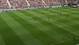 Weah jr. come il papà, che gol al Bayern