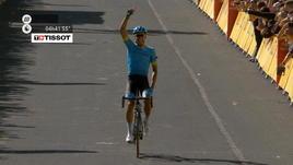 Tour, 14° tappa - Vince Fraile, gioia Astana