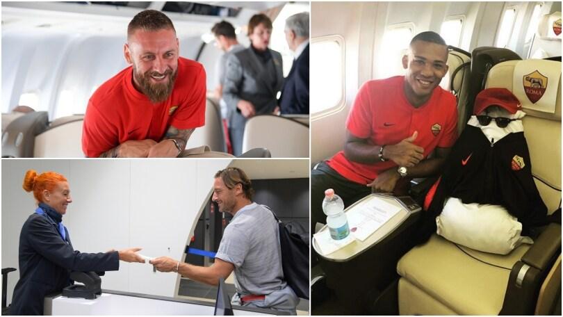 Roma, sul volo per San Diego spunta il nuovo brasiliano... Eugenio