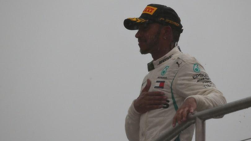 F1 Germania Hamilton sotto investigazione