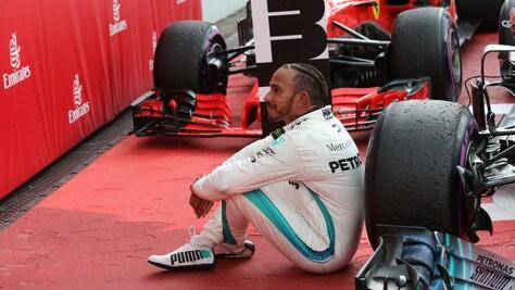 F1 Germania, Hamilton sotto investigazione