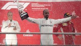 F1: Hamilton sotto investigazione