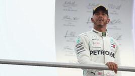 F1 Germania, ufficiale: nessuna penalità per Hamilton