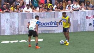 Neymar, un mago anche nel calcio a 5