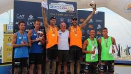 Beach Volley: Manni-Bonifazi e Traballi-Puccinelli vincono a Cervia