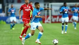 Serie A Napoli, per il Torino non convocato Ounas