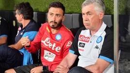 Ancelotti: «Napoli, bel gruppo: così ci si diverte»