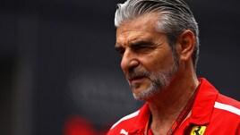 F1 Germania, Arrivabene: «Sarebbe stato importante vincere»