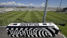 Juventus, il nuovo bus è firmato Lapo