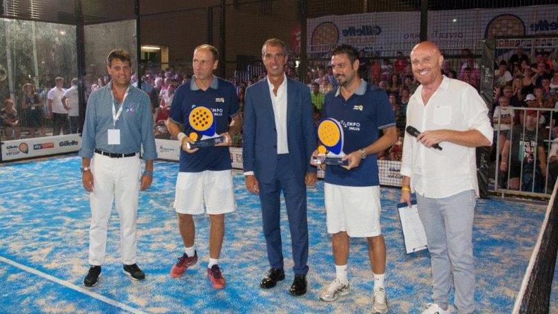 Gilette Padel Vip Cup: la finale