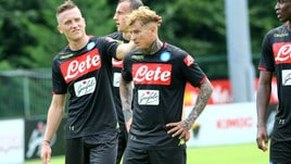 Calciomercato Napoli, Ciciretti torna al Parma