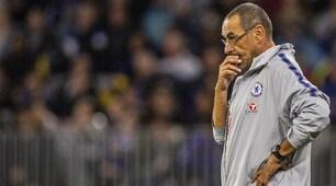 Chelsea-Perth Glory 1-0: buona la prima di Sarri