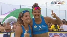 Beach volley, Manni-Bonifazi e Traballi-Puccinelli vincono a Cervia