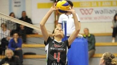 Volley: A2 Femminile, due acquisti per Baronissi: Ferrari e Hodzic