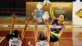 Volley: A2 Femminile, Perugia chiude il roster con Michela Catena