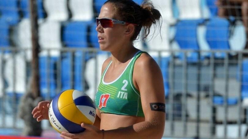 Beach Volley: Orsi Toth, scontata la squalifica, torna in coppia con Menegatti
