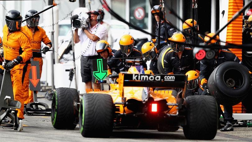 F1: James Key passa alla McLaren
