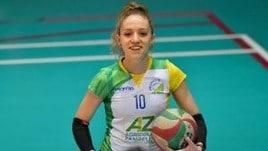 Volley: A1 Femminile, Chiara Rumori è il secondo libero di Filottrano