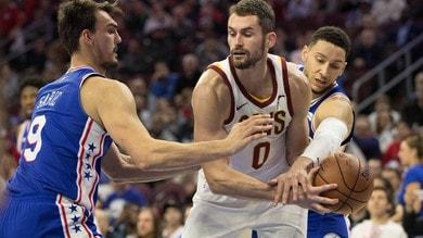 NBA, Kevin Love rinnova con i Cavaliers