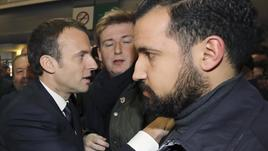 Benalla: Macron, io unico responsabile