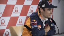MotoGp Honda, Pedrosa: «Per il futuro ho idee, ma sono solo progetti»