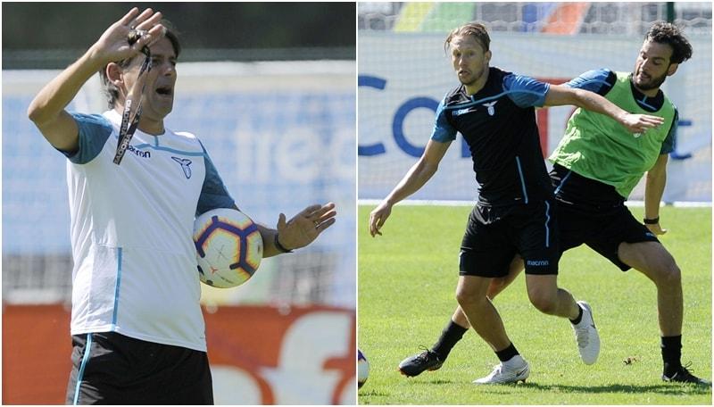 Lazio, Inzaghi prepara la sfida contro la Triestina