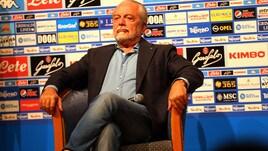 Napoli, De Laurentiis: «Arias? Siamo ai minuti conclusivi»