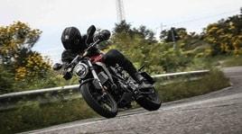 Honda CB 300 R, prime emozioni