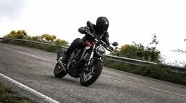 Honda CB300R: le foto della prova