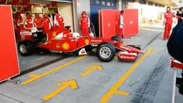 F1, Ferrari ottimista in vista dell'Ungheria