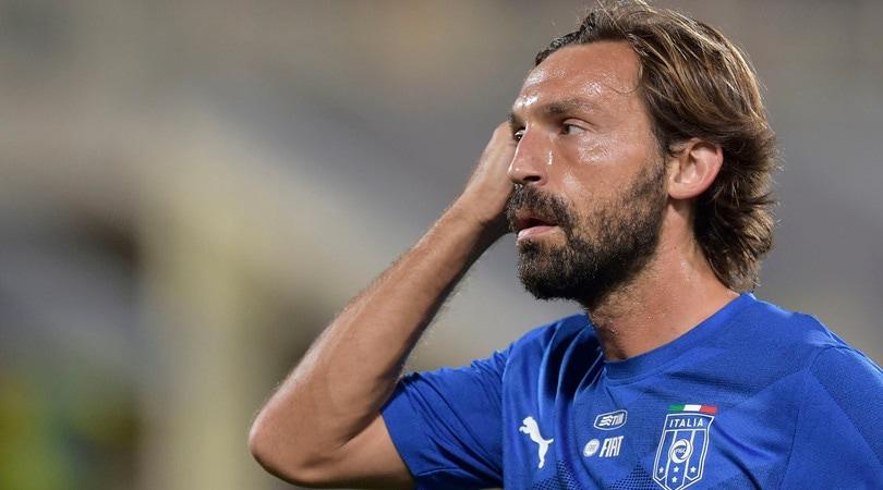 Italia, Pirlo vicino al ritorno: sarà il vice di Mancini