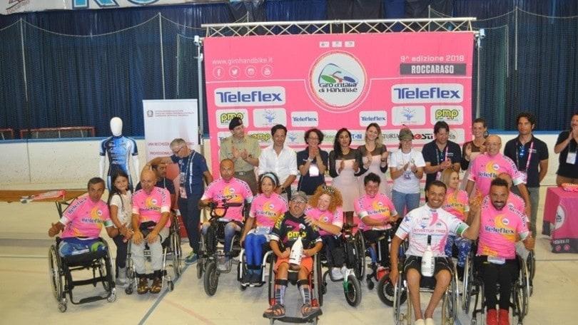 Roberta Amadeo ancora maglia rosa a Roccaraso