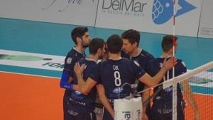 Volley: A2 Maschile, Marco Bacci, un libero di esperienza per Livorno