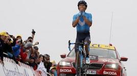 Tour de France, Quintana domina sul Col de Portet e vince la 17ª tappa