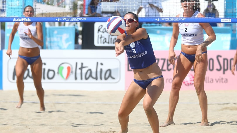 Sand Volley: nel week end gran finale a Lignano Sabbiadoro