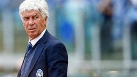 Europa League, Gasperini: «Gioca Barrow». Gomez: «Testa all'Atalanta»
