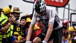 Tour de France, Froomescambiato per tifoso dalla polizia