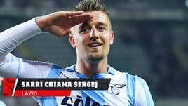 Chelsea, Sarri vuole Milinkovic-Savic