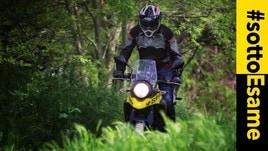 #SottoEsame: Suzuki V-Strom 250