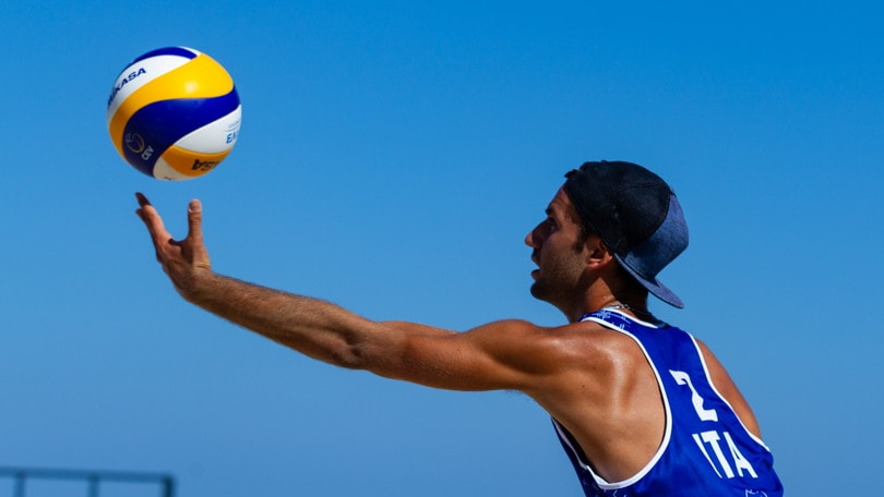 Beach Volley: Europei Under 22, esordio ok per le coppie azzurre